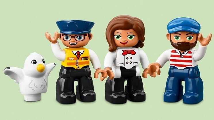 Lego duplo 10875 купить