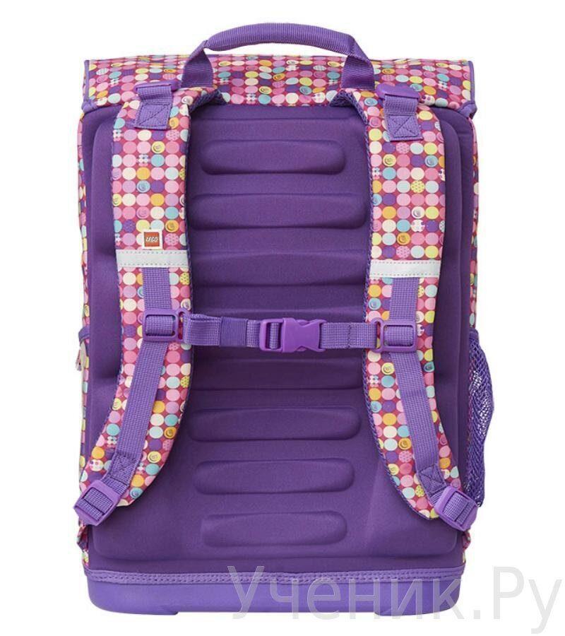 1e55024a5271 Школьный рюкзак LEGO модель Optimo School Bag FRIENDS CONFETTI 20016 ...