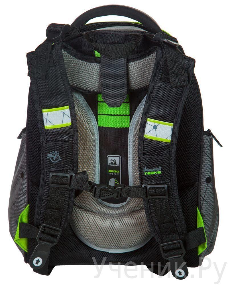 f6034027a10a Школьный рюкзак Hummingbird модель TEENS Football T83
