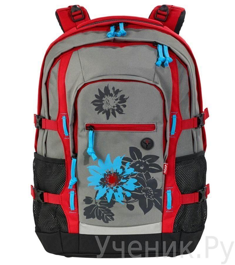 b7e125bc0306 Школьный рюкзак 4YOU JUMPAC Garden Цветочный сад купить в интернет ...
