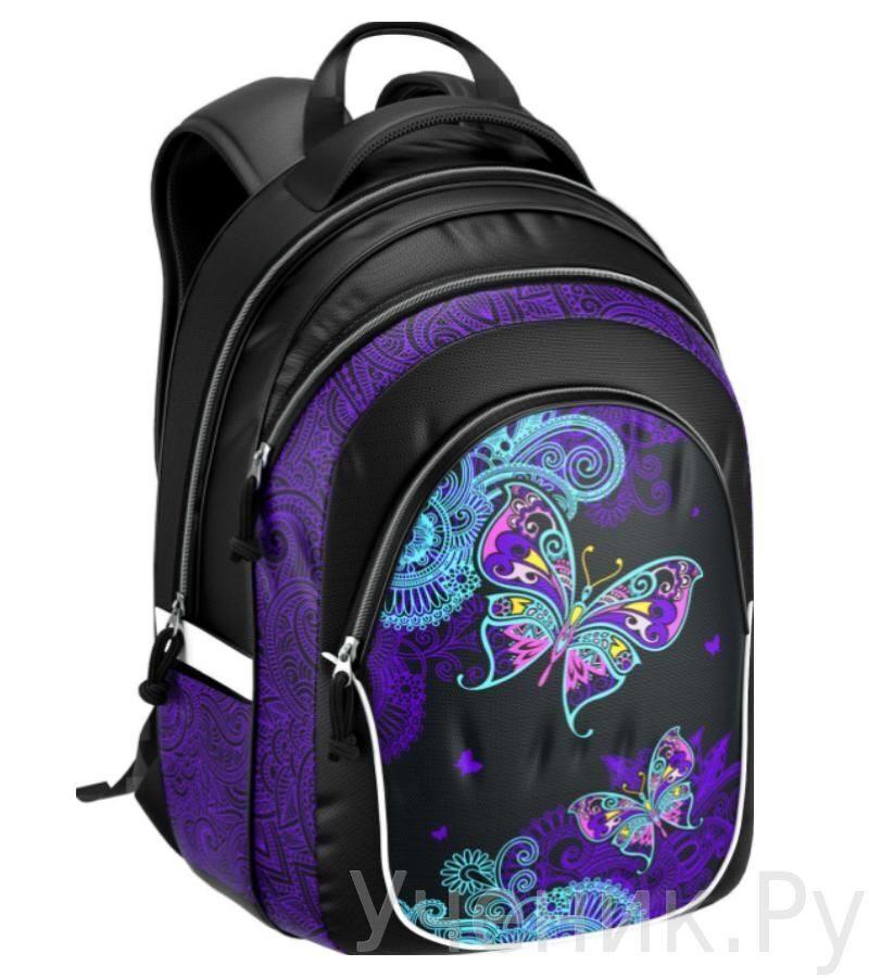 85e1a9c0de18 Школьный рюкзак Erich Krause (Эрих Краузе) Magic Butterfly