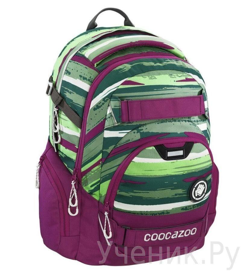 b1e4e619d178 Рюкзак школьный Hama COOCAZOO CarryLarry2 BARTIC 138735