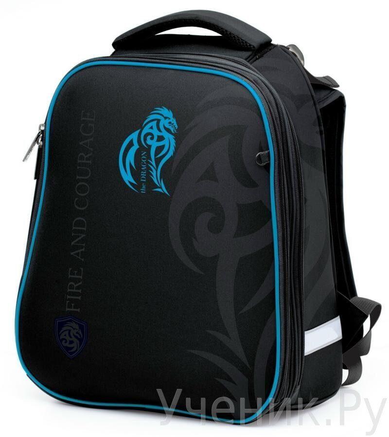 7519b1ca782a Школьный рюкзак Hatber модель Ergonomic LIGHT Dragon NRk_30028