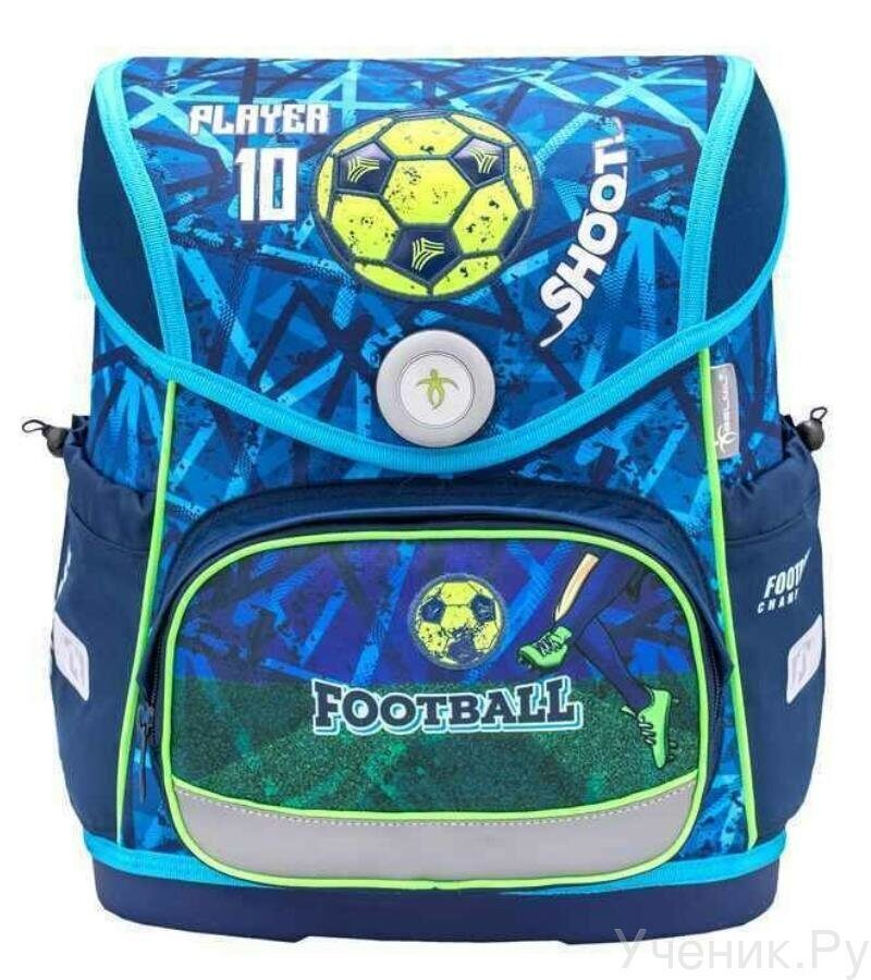 Ранец BELMIL Compact PLAY FOOTBALL-1