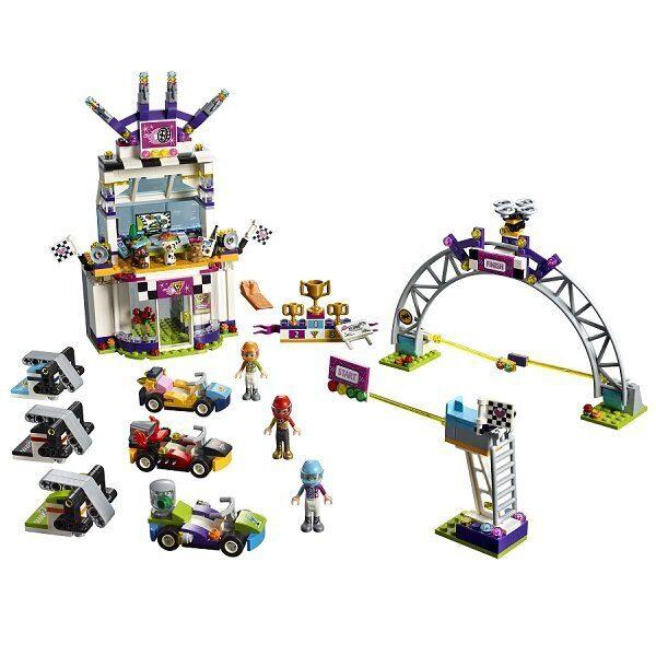 Конструктор LEGO Friends Подружки Набор Большая гонка 41352-2