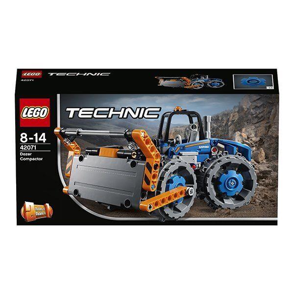 Конструктор LEGO Technic Набор Бульдозер 42071-6