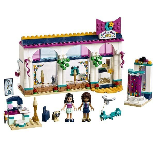 Конструктор LEGO Friends Подружки Набор Магазин аксессуаров Андреа 41343-2