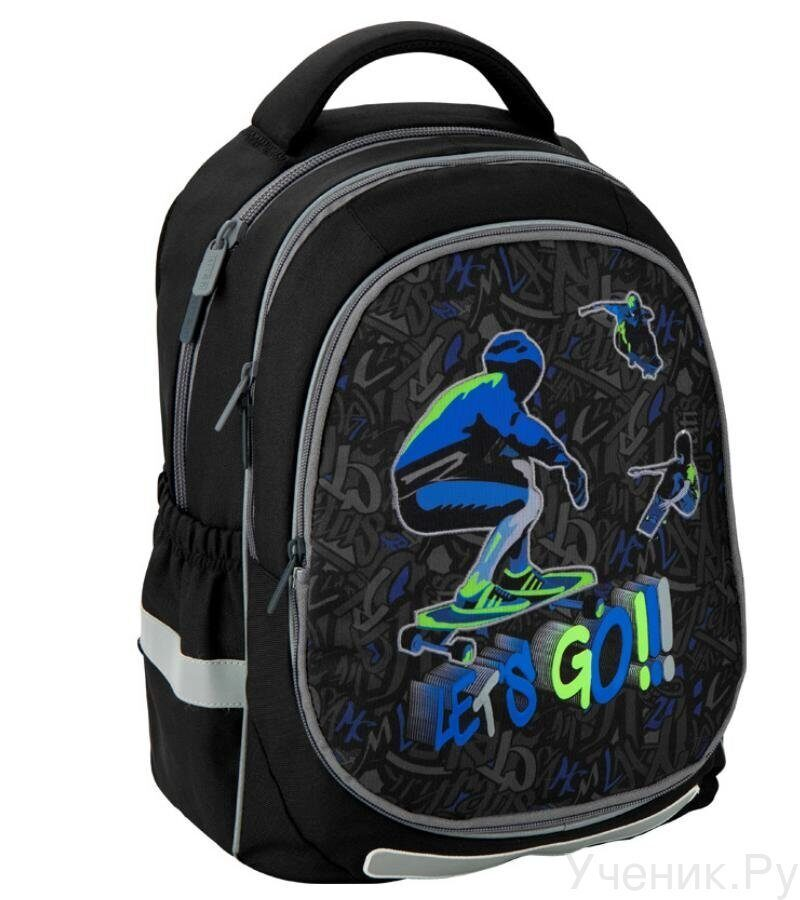 Рюкзак Kite Education Dino and skate K20-700M(2p)-3-10