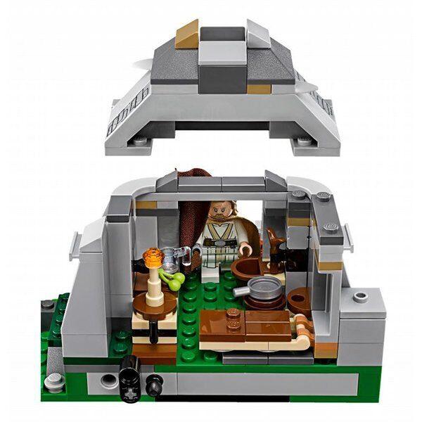 Конструктор LEGO Star Wars Набор Звездные Войны Тренировки на островах Эч-То 75200-4