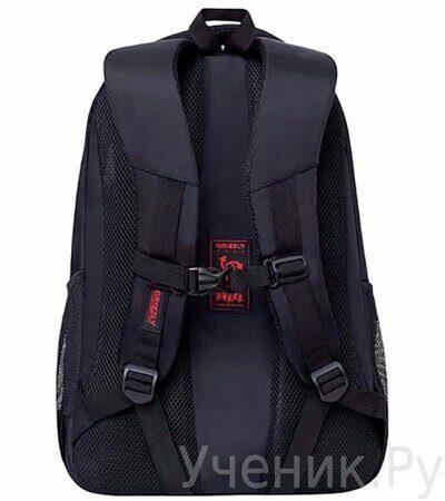 Рюкзак молодежный Grizzly Grizzly RU-804-3 Черный-2