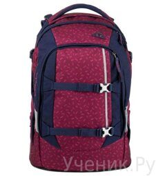 Молодежный рюкзак Ergobag Satch Pack BLAZING PURPLE