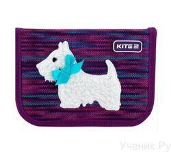 Школьный пенал KITE Education Cute Puppy K20-622-11