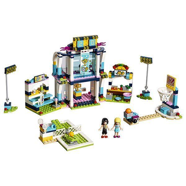 Конструктор LEGO Friends Подружки Набор Спортивная арена для Стефани 41338-2