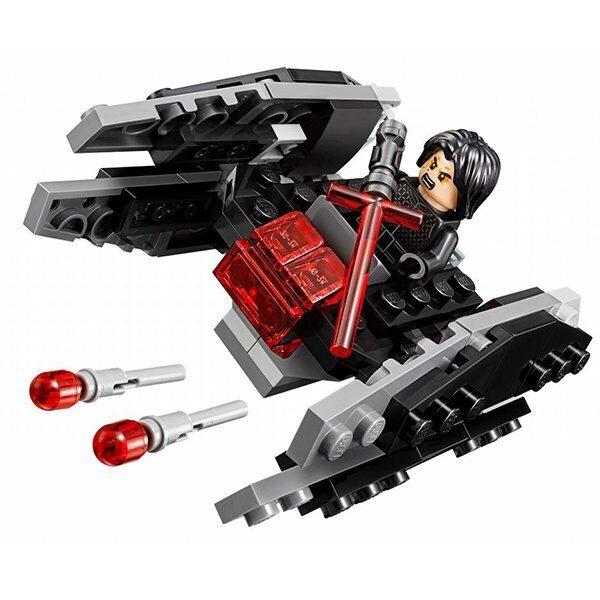 Конструктор LEGO Star Wars Набор Звездные Войны Истребитель A против бесшумного истребителя 75196-3