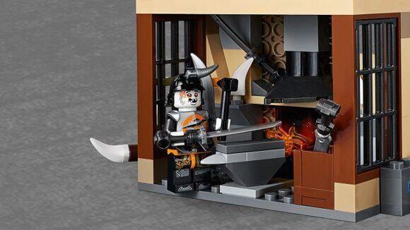 Конструктор LEGO Ninjago Набор Ниндзяго Пещера Драконов 70655-7