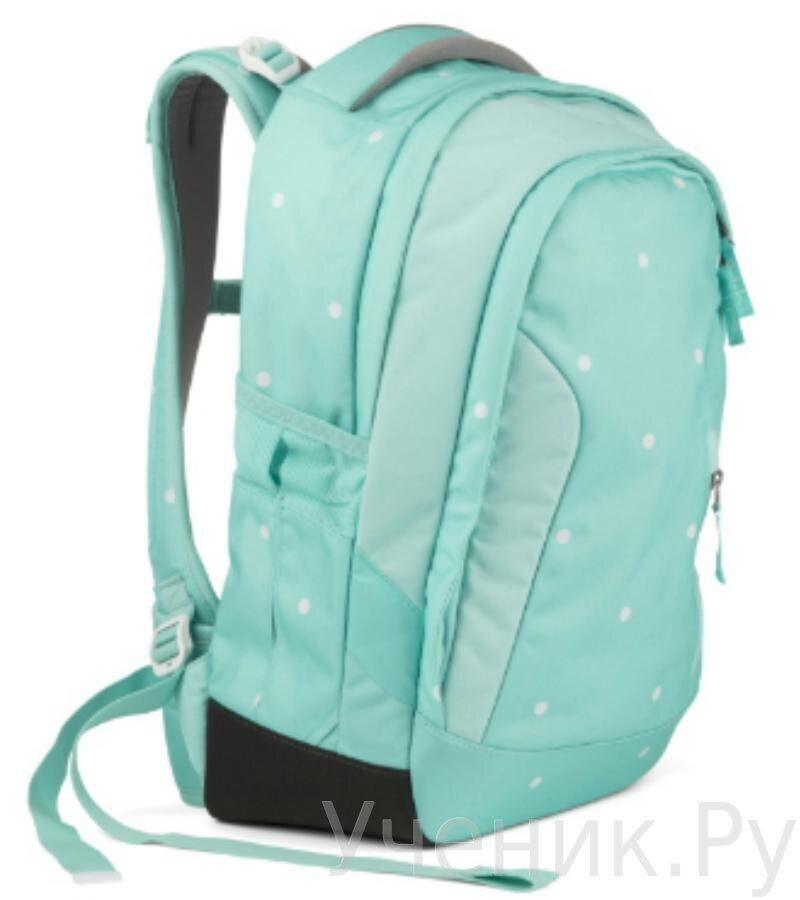 76a933a42d83 Молодежный рюкзак Ergobag Satch Sleek MINT CONFETTI SAT-SLE-001-9R9