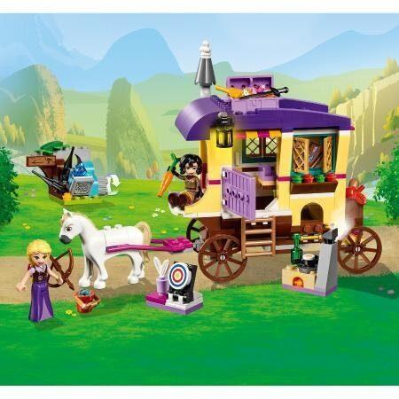 Конструктор LEGO Disney Princess Конструктор LEGO Disney Princess Экипаж Рапунцель 41157-8