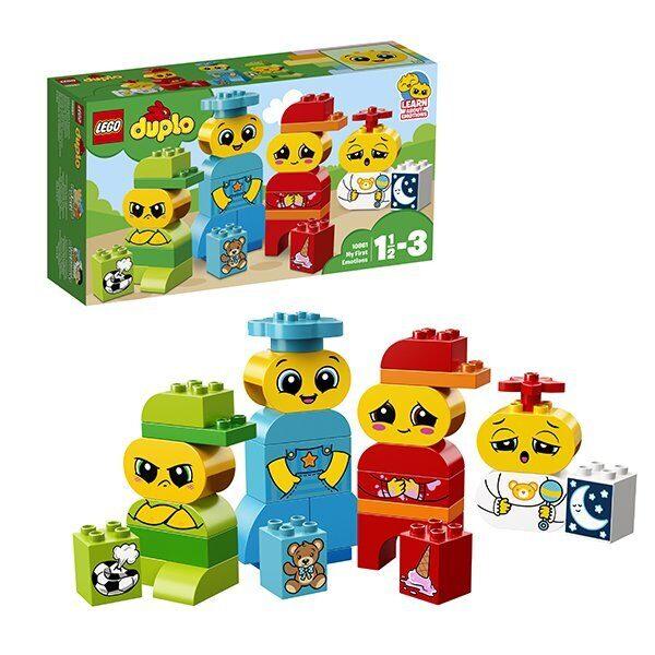 Конструктор LEGO Duplo Мои первые эмоции 10861