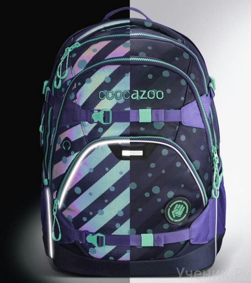 Рюкзак Coocazoo 183717 Coocazoo ScaleRale EffectiveReflective Stripe-4