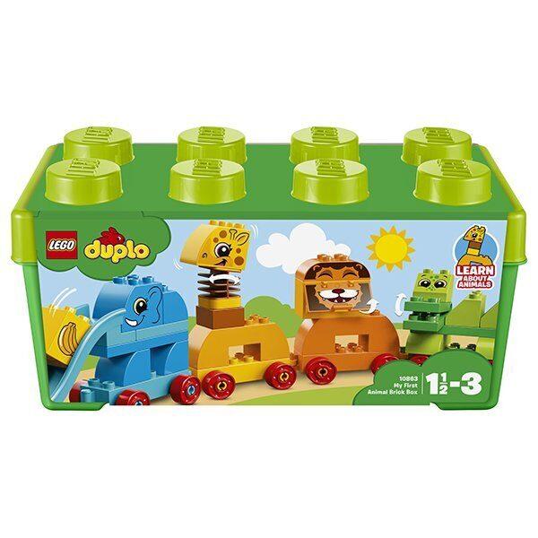 Конструктор LEGO Duplo Мой первый парад животных-7