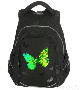 Рюкзак Walker Fame Butterfly Black-2