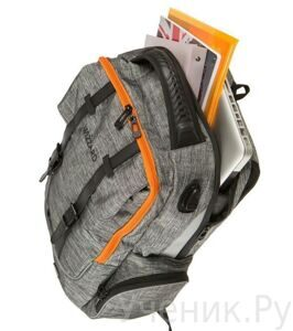 Рюкзак Walker Wizard Academy Grey Melange-5