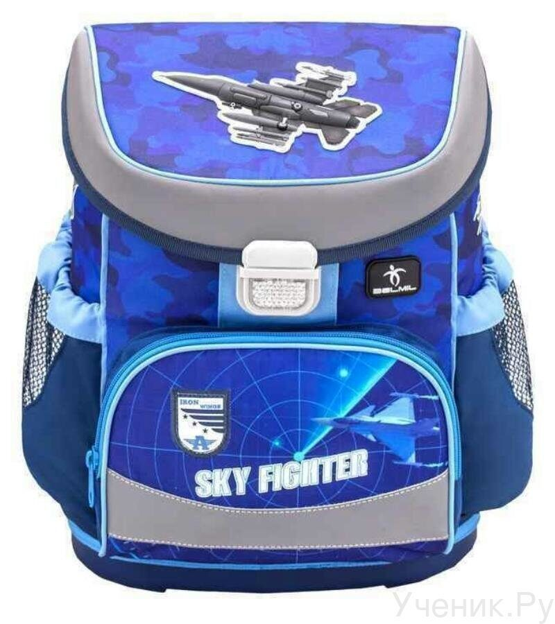 Ранец BELMIL MINI-FIT SKY FIGHTER