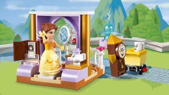 Конструктор LEGO Juniors Набор Сказочные истории Белль 10762-8