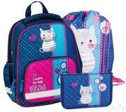c87984f00325 Ранцы рюкзаки портфели ортопедические для школы 1-4 класс. Купить ...