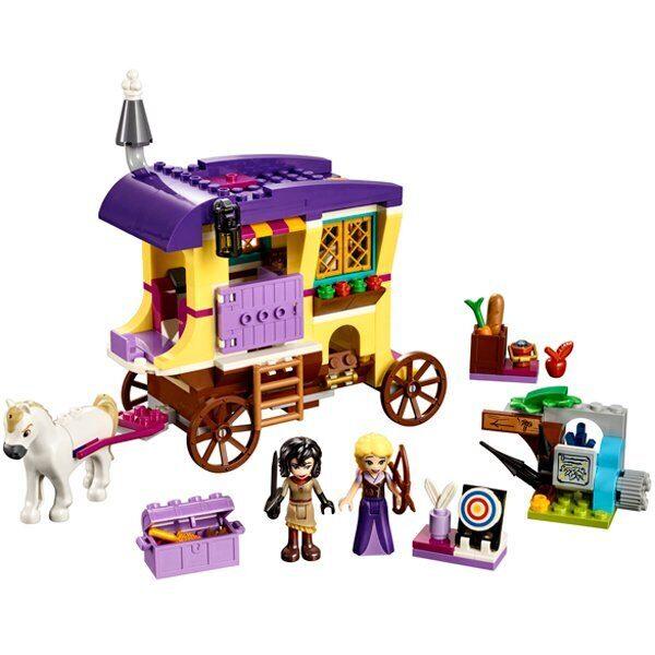 Конструктор LEGO Disney Princess Конструктор LEGO Disney Princess Экипаж Рапунцель 41157-2