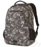 Школьный рюкзак Wenger 6659600408 зеленый камуфляж