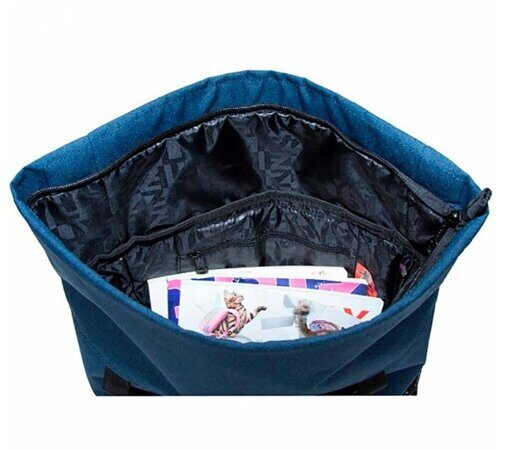 Рюкзак молодежный Grizzly RU-814-1 Черно-серый-3