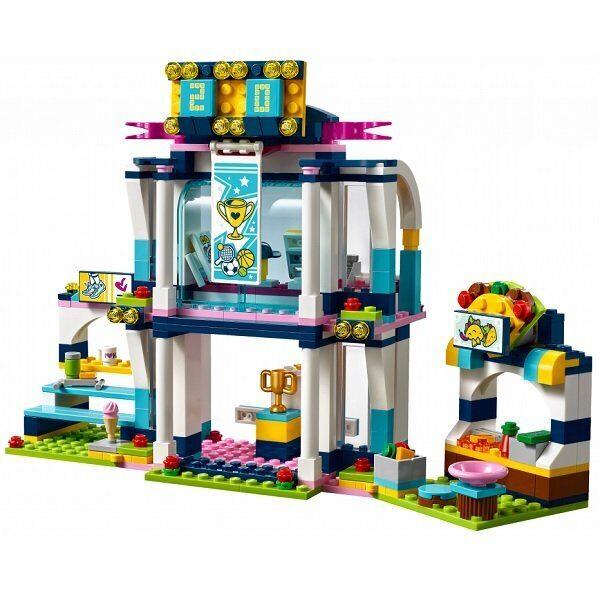 Конструктор LEGO Friends Подружки Набор Спортивная арена для Стефани 41338-3
