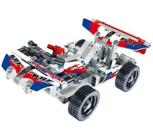 Детский набор SDL Technic Гоночный автомобиль-1
