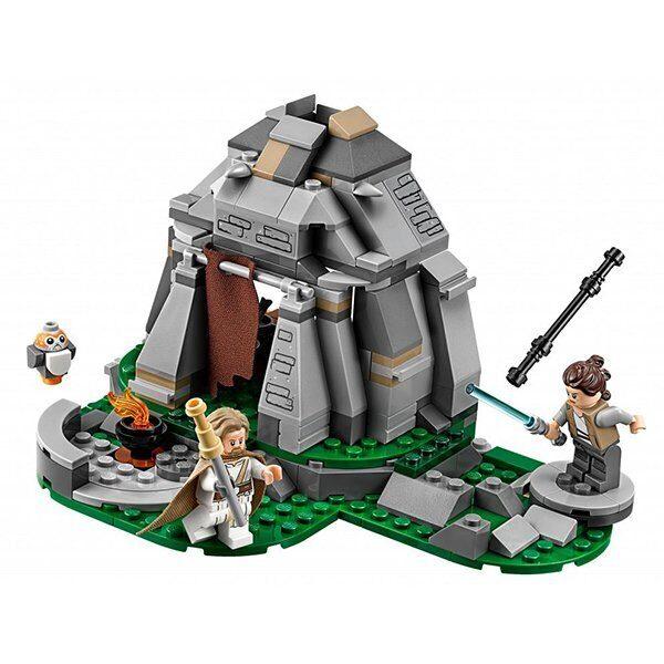 Конструктор LEGO Star Wars Набор Звездные Войны Тренировки на островах Эч-То 75200-2