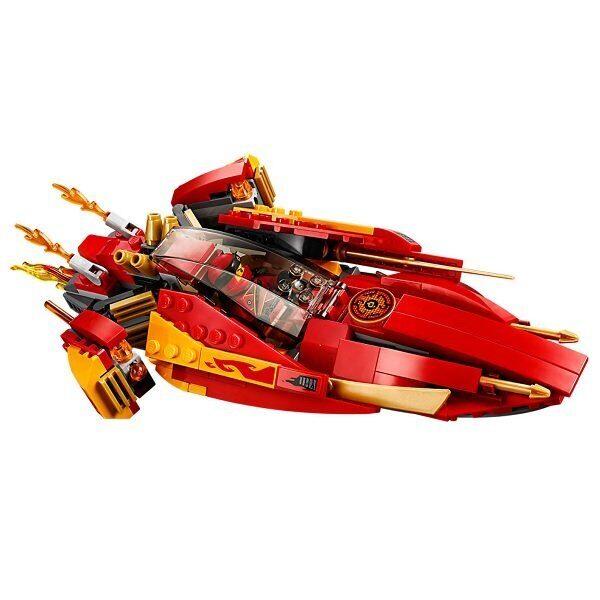 Конструктор LEGO Ninjago Набор Катана V11 70638-3