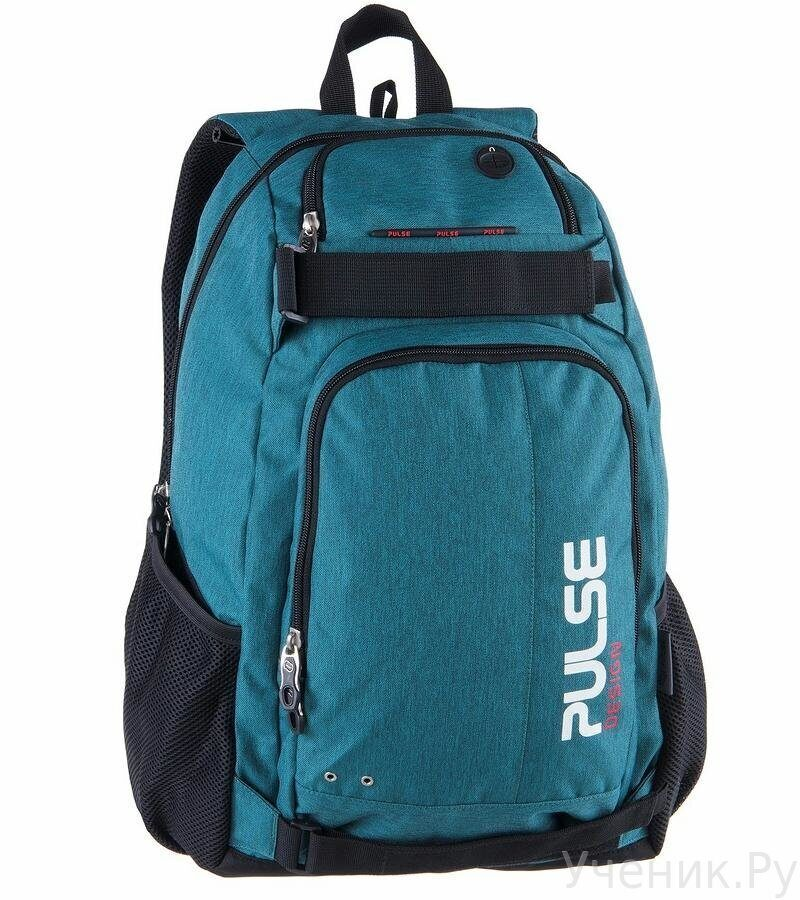 Рюкзак PULSE SCATE GREEN