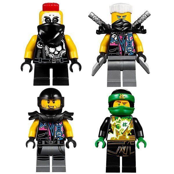 Конструктор LEGO Ninjago Набор Штаб-квартира Сынов Гармадона 70640-7