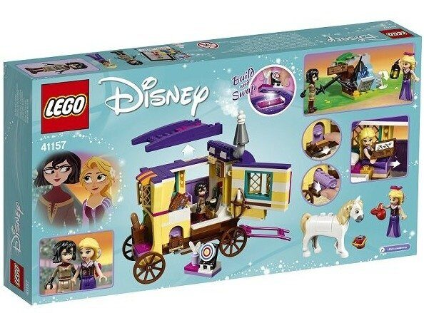 Конструктор LEGO Disney Princess Конструктор LEGO Disney Princess Экипаж Рапунцель 41157-7