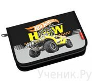 Пенал школьный Erich Krause Hot Wheels Big Foot