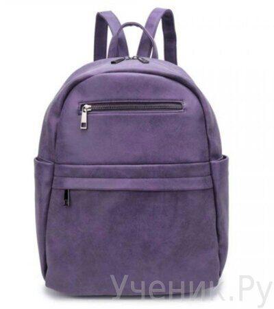 Рюкзак молодежный Grizzly DW-814-3 иолетовый