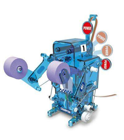 Детский набор робототехники JoyD Робот Боксер-1