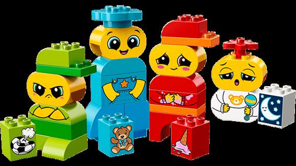 Конструктор LEGO Duplo Мои первые эмоции-9