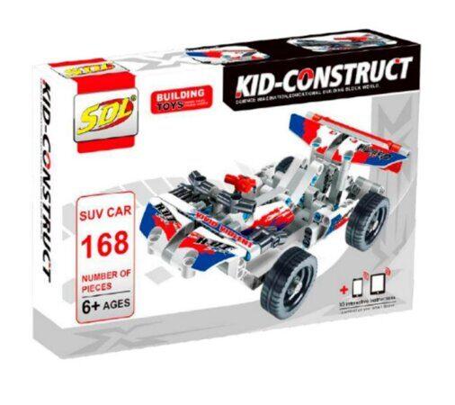 Детский набор SDL Technic Гоночный автомобиль