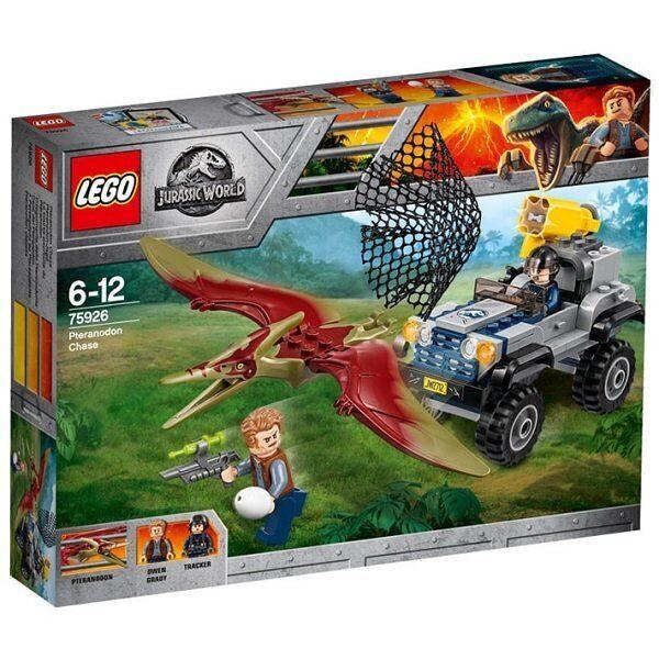 Конструктор LEGO Jurassic World Набор Мир Юрского Периода Погоня за птеранодоном 75926-6