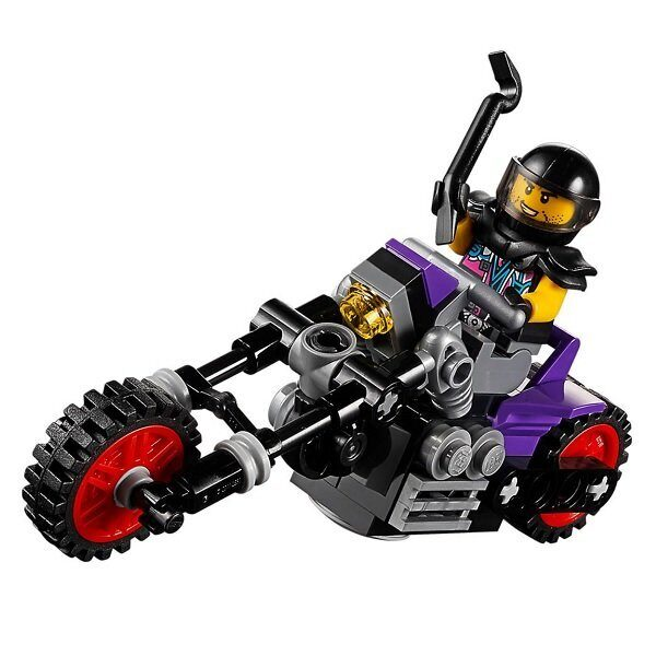 Конструктор LEGO Ninjago Набор Штаб-квартира Сынов Гармадона 70640-6