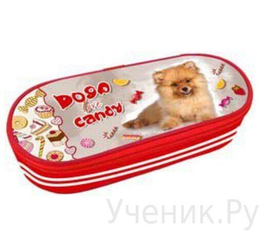 школьный пенал ПМК 25-20 Candy dog