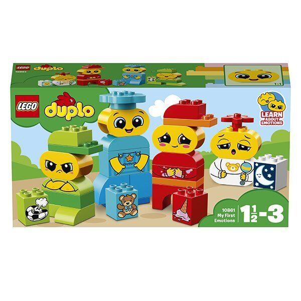 Конструктор LEGO Duplo Мои первые эмоции 10861-7