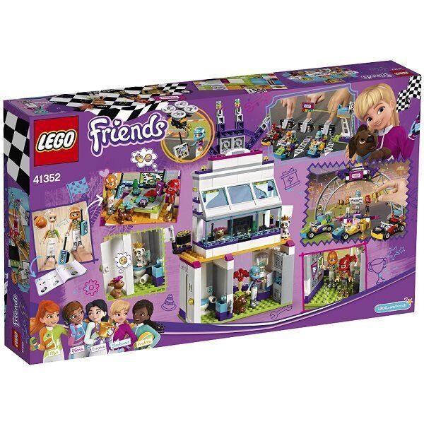Конструктор LEGO Friends Подружки Набор Большая гонка 41352-4