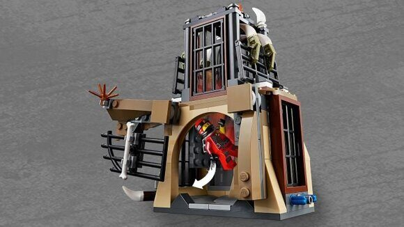 Конструктор LEGO Ninjago Набор Ниндзяго Пещера Драконов 70655-8